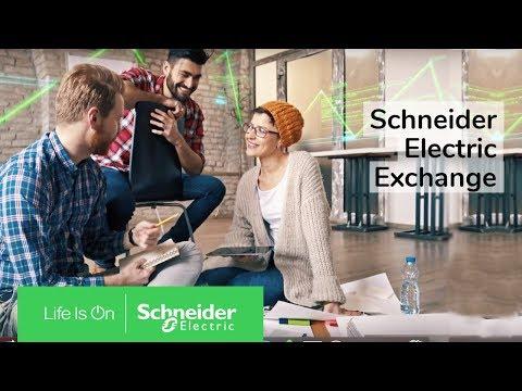 business-collaboration-with-schneider-electric-exchange-|-schneider-electric
