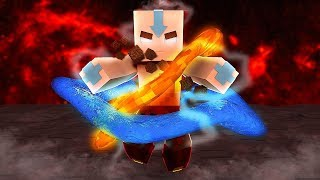 Minecraft - AVATAR - O FILME - PODERES DO ELEMENTO DE FOGO ! - ESPECIAL 1 HORA !! ‹ LOKI ›