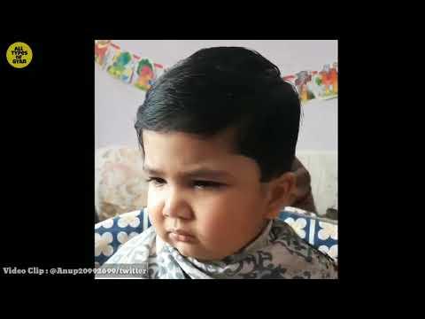 Anushrut Hair cutting 2.0 | Anushrut New Hair Cut Video ? | Anushrut New Video | Acha nahi lagta