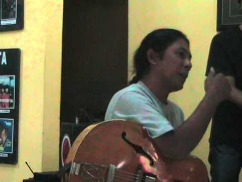 Sharing Musik bersama Koko Harsoe di Museum Musik Indonesia thn 2013