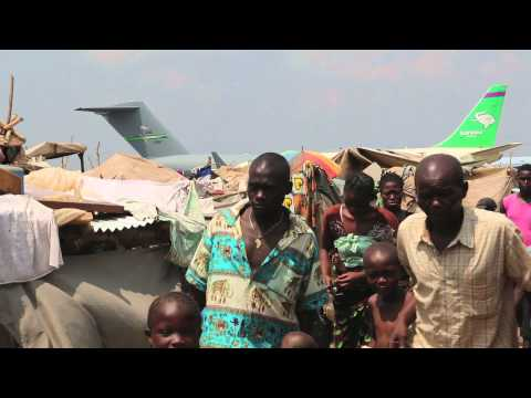 Central African Republic Food Shortages