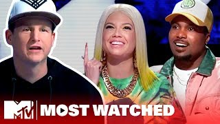 Top 5 Most-Watched Ridiculousness Videos (March) ft. MGK, Charlamagne Tha God & More | MTV