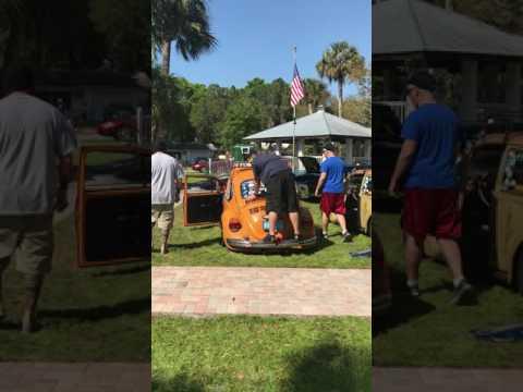 Chasco Car Show 2017 - Sims Park, New Port Richey FL - #BrewDub stuck again