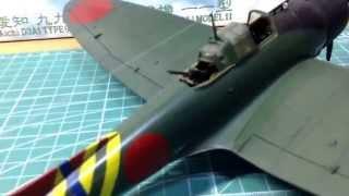 愛知 九九式艦上爆撃機 11型  1/48ハセガワ