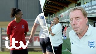 Ex-England Pros Take On Crystal Palace Ladies | Harry's Heroes: The Full English | ITV