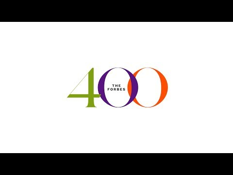 The Making Of The Forbes 400 2019 | Forbes