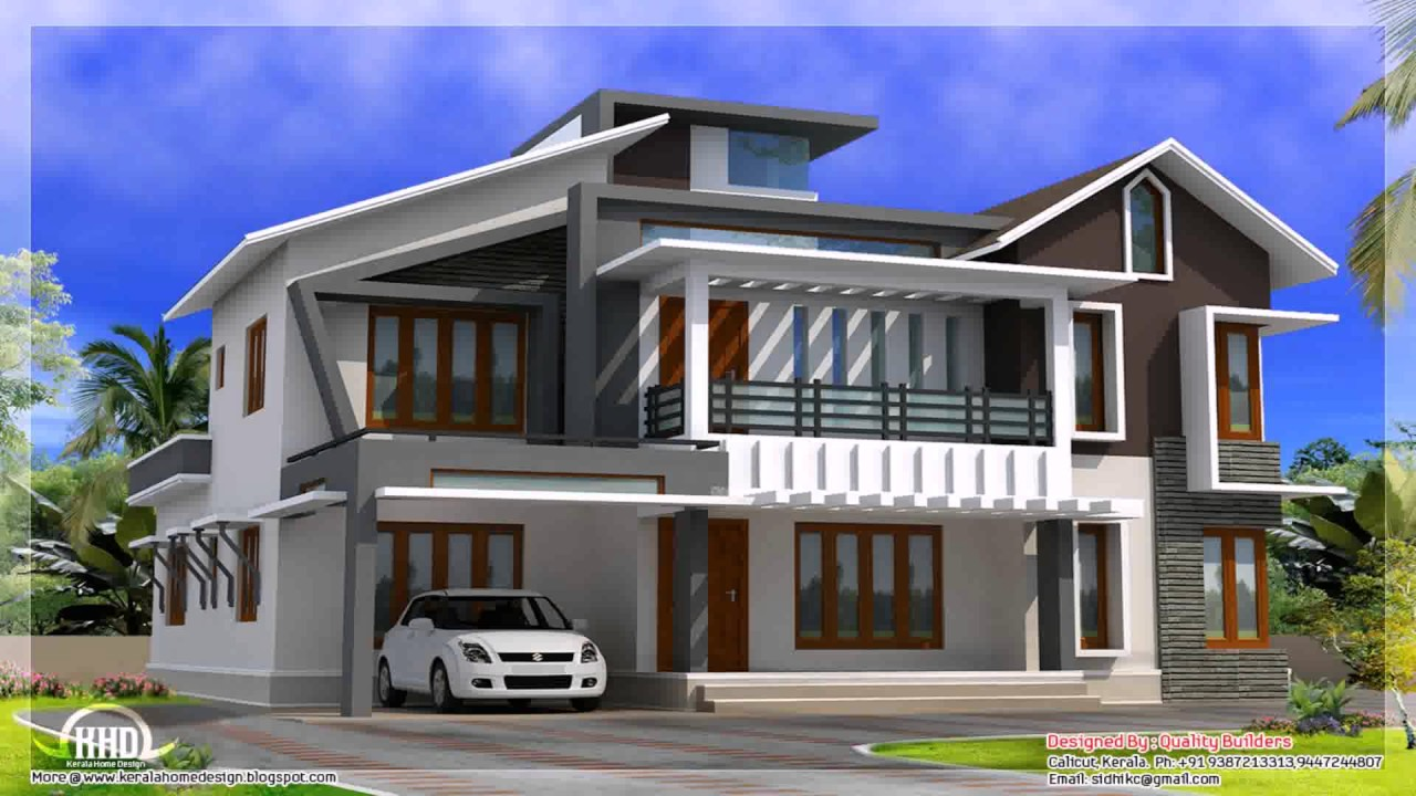 House Design Front View Philippines - YouTube