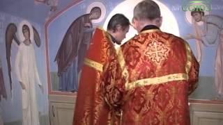 Одесса: Литургия арабской православной общины(В Одессе совершена первая Божественная литургия для арабской общины. Во время богослужения все молящиеся..., 2016-02-10T19:50:09.000Z)