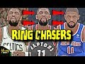 What If Kyrie Irving Became A RING CHASER?