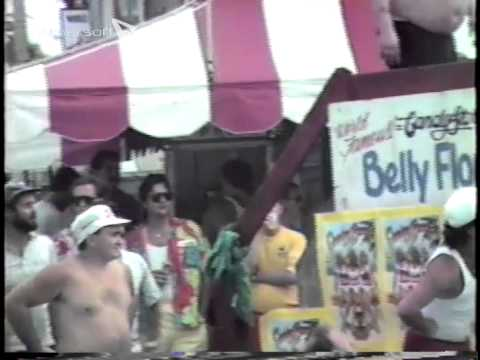 1987 Ft Lauderdale Spring Break video shot by The Parrot