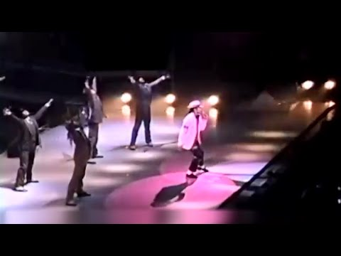 Michael Jackson | Smooth Criminal - Bad Tour live in Capital Center, 1988 [Remastered]