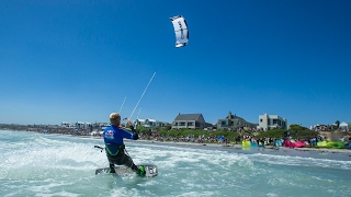 Extreme Kiteboarders Boost HUGE Airs at Red B...