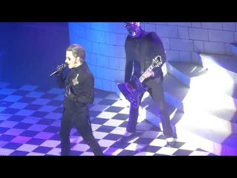 """Faith & Year Zero"" Ghost@Hippodrome Theatre Baltimore 12/10/18"