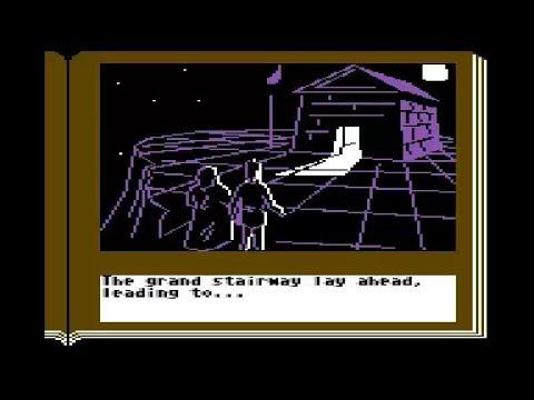 C64 Zork Quest II 2 The Crystal of Doom 1988 Infocom Side Ba3 d64 zip