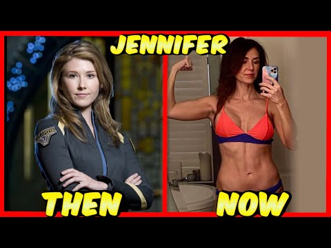 Stargate: Atlantis 🔥 Then And Now