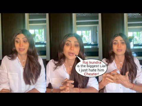 Shilpa Shetty's Shocking Statement on LIVE for husband Raj Kundra   Shilpa Shetty    Raj Kundra