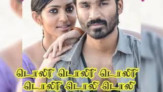 Oru nodi, iru nodi _ cute song whatsapp status tamil lyrics