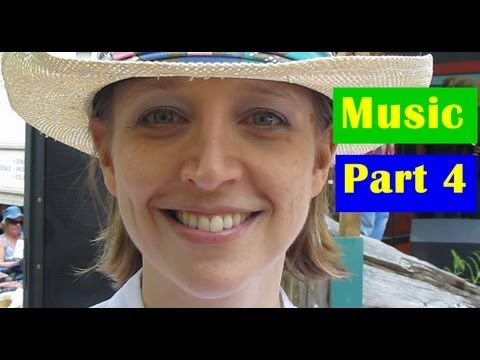 Learn English Conversation Online Teacher~Main Stage at Vancouver Island Music Festival