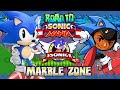 Road To Sonic Mania: Sonic The Hedgehog Part 2 - Marble Zone (christian Whitehead Remake) video