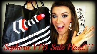 ~sephora Vib~haul 2014~hourglass, Kat Von D, Nars, Bite Beauty, Stila, And More!!!