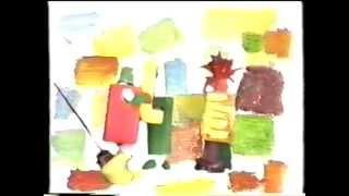 Kijk, als je tekent zie je meer | Groep 2 | Aflevering 3 | Kussens, kisten en dozen