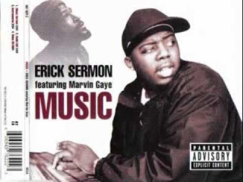Erick Sermon-Music Instrumental With Hook