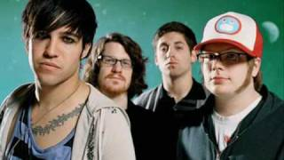 Fall Out Boys - Where is your boy tonight with lyrics