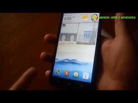 Unboxing Huawei Ascend G730