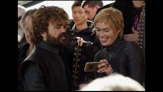 Lannisters Behind The Scenes - Game of Throne (funny and sweet moments)