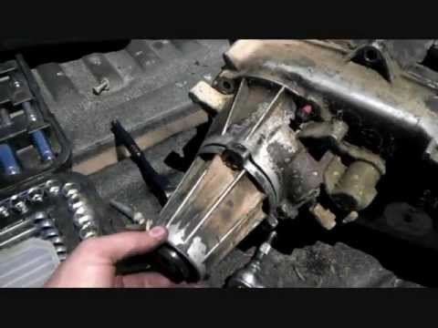 NP 231 J Jeep Wrangler Transfer case Rebuild step by step - YouTube
