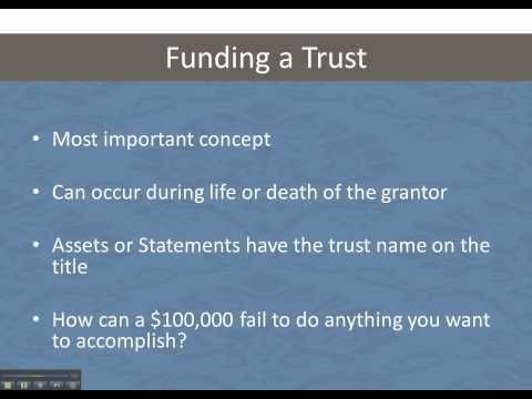 Jacksonville FL Trust Attorney