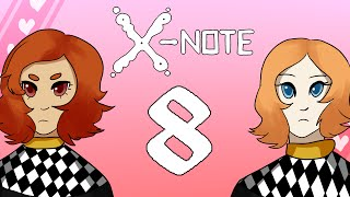 X-Note Part 8: xx-xx-xxxx