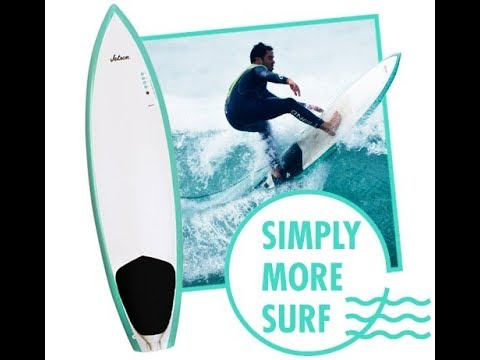 JETSON Electric Jet Powered SUP & Surfboards