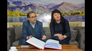Иран-Кыргызстан маданий жумалыгы (фарс тилинде)