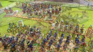 Battle 32. Battle of Bamberg. Thirty Years War. 1618-1648. 28mm Father Tilly.