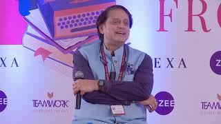 #JaipurLitFest2020Live | Shashi on Shashi