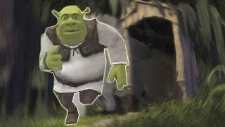 shrek run