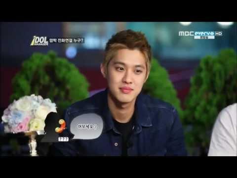 Seungho - Gyuri moments on Shimshimtapa from YouTube · Duration:  2 minutes 1 seconds