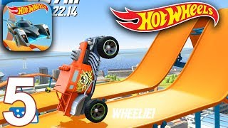 Hot Wheels: Race Off - SUPERCHARGE Challenge #5 (iOS Android)