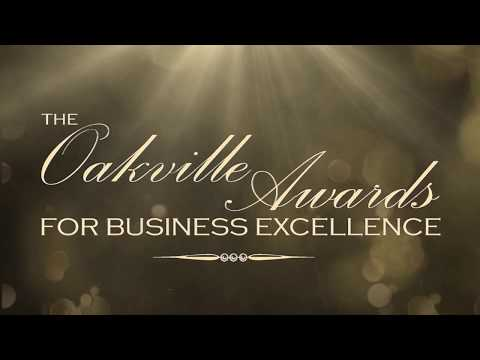 OAKVILLE CHAMBER AWARDS Charity:Not for Profit of the year