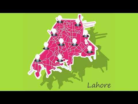 LCCI - LAHORE COMMERCIAL COMPANIES INDEX (Urdu)