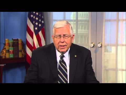 3/21/16 Sen. Mike Enzi (R-WY) Delivers Weekly GOP Address On The 2016 Budget