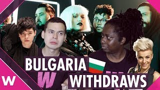 Bulgaria withdraws from Eurovision 2019
