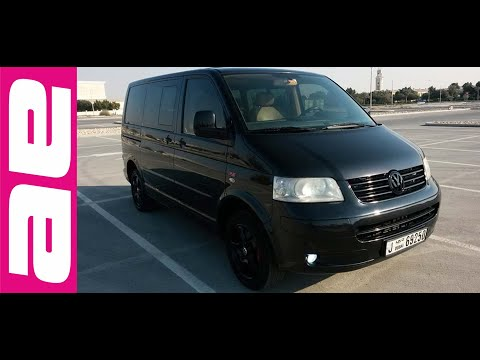 vw t5 multivan 3 2 v6 337 youtube. Black Bedroom Furniture Sets. Home Design Ideas