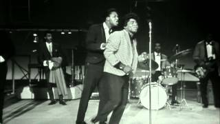 "James Brown performs ""Please Please Please"" at the TAMI Show..."