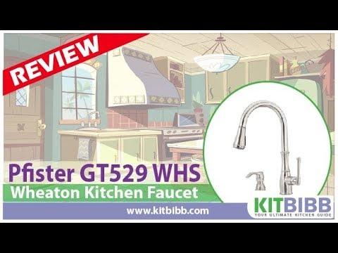 Pfister Gt529 Whs Wheaton Kitchen Faucet Reviews Best