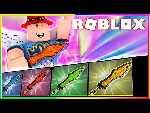 UNBOXING EXPENSIVE EXOTIC KNIVES!   Assassin   Roblox