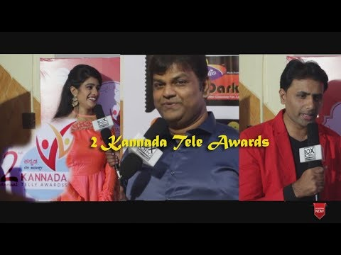 2 kannada tele awards | telly awards 2 | box office entertainments