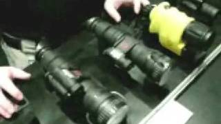 ATN Night Vision Devices at the 2009 SHOT Show