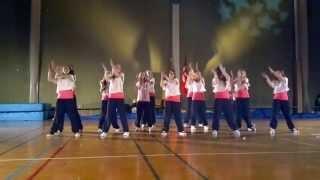 DanceJam, Gilleleje Gymnastikforening, Jubilæumsopvisning 2013